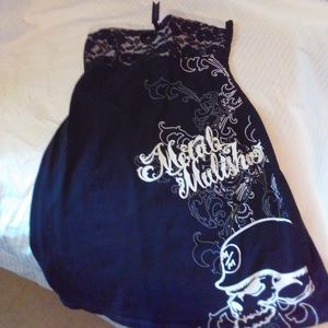 Metal mulisha dress